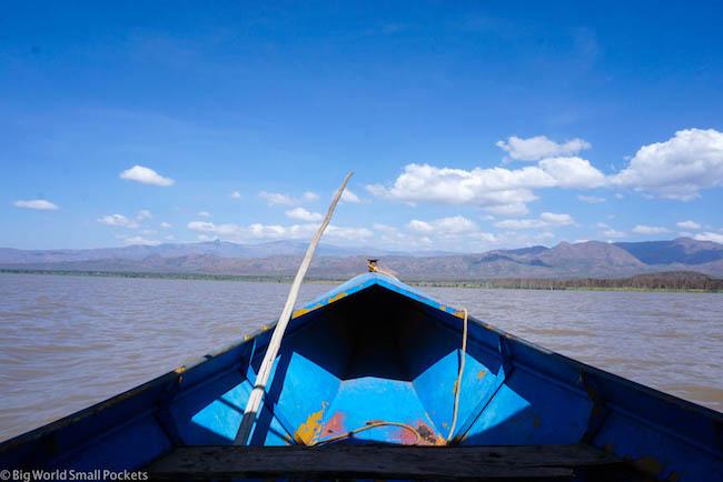 Ethiopia, Omo Valley, Lake Chamo