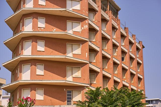 Italy, Bibione, Hotel