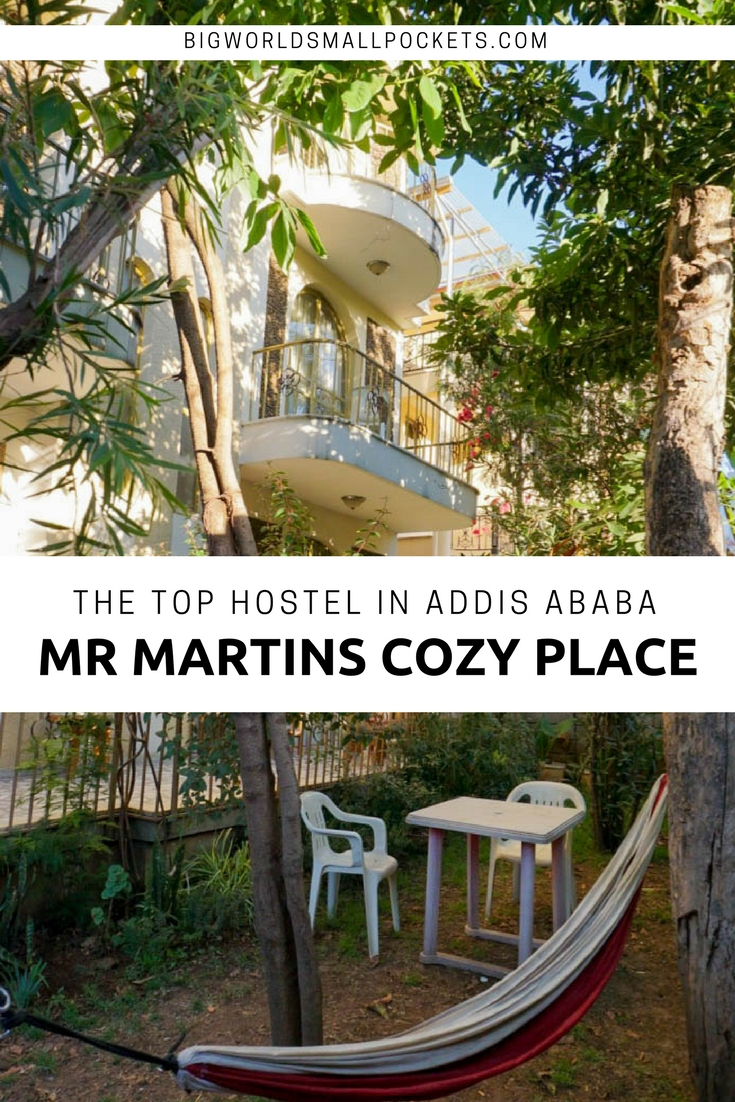 The Best Hostel in Addis Ababa :: Mr Martins Cozy Place {Big World Small Pockets}