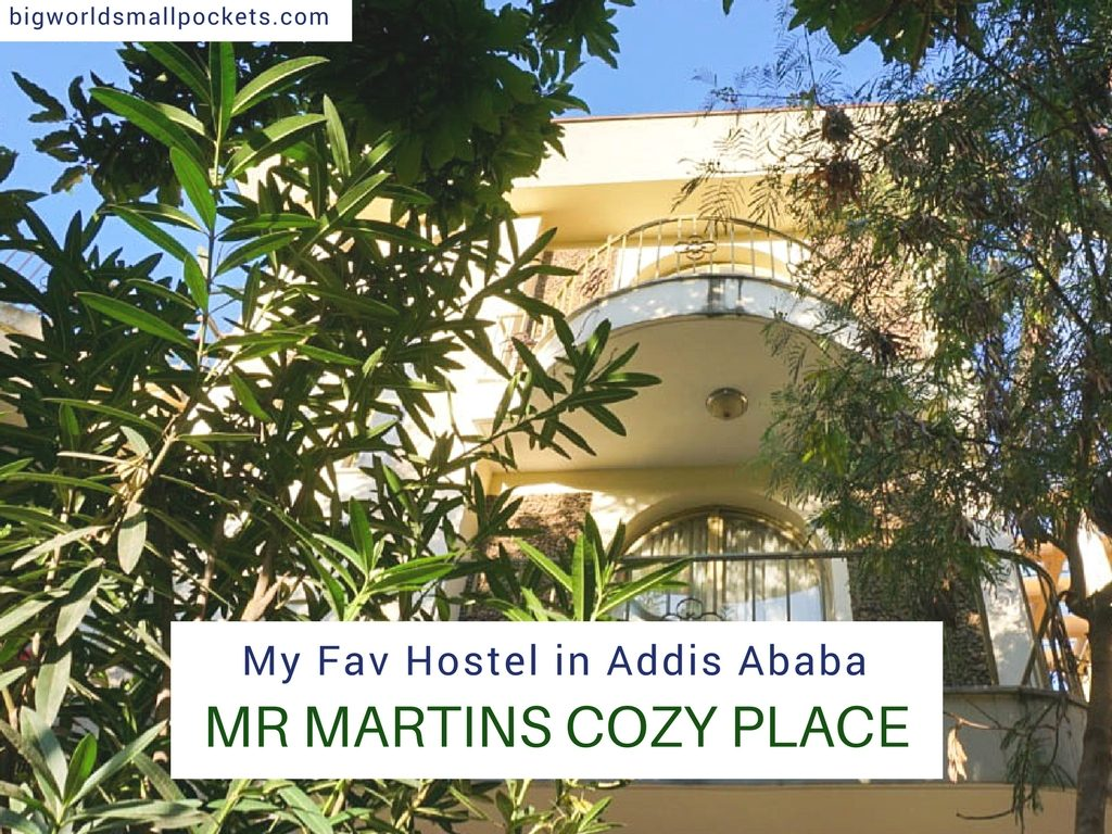 The Top Hostel in Addis Ababa
