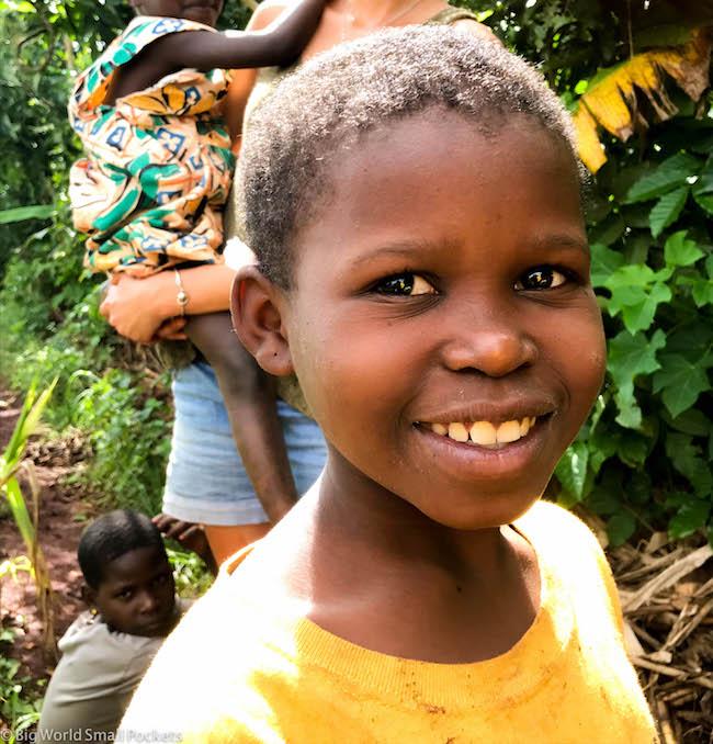 Uganda, Jinja, Child