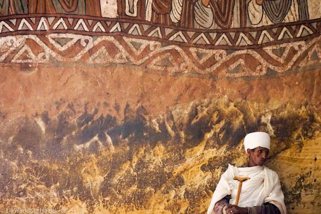 Ethiopia, Abune Yemata, Priest