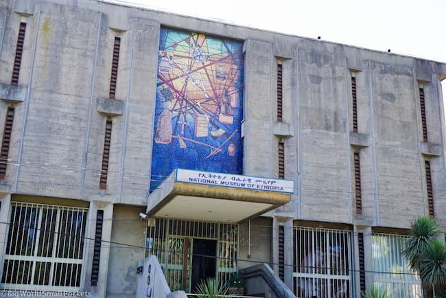 Ethiopia, Addis Ababa, National Museum