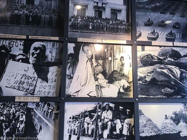 Ethiopia, Addis Ababa, Red Terror Museum