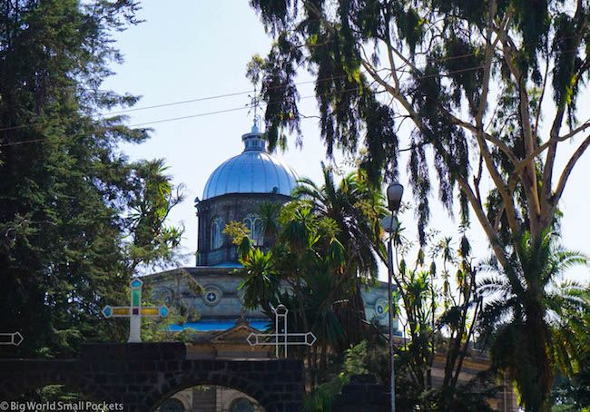 Ethiopia, Addis Ababa, St George Catehdral