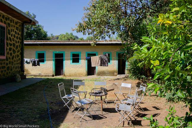 Ethiopia, Gonder, Yohannes Hostel