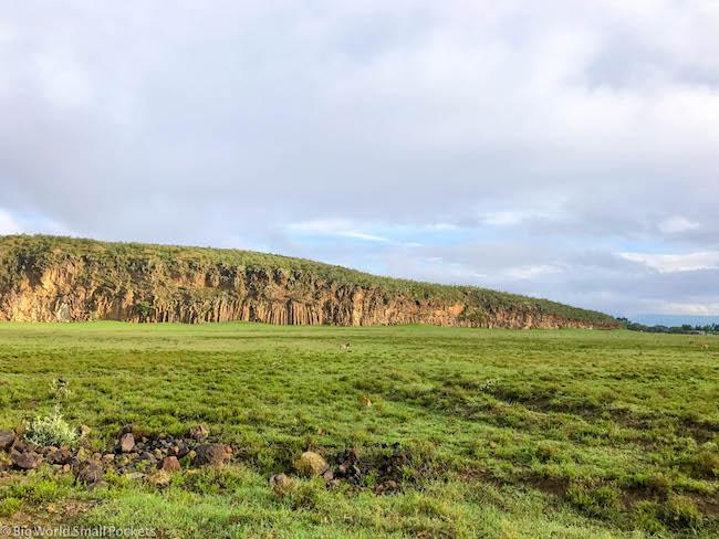 Kenya, Hells Gate NP, Cliffs