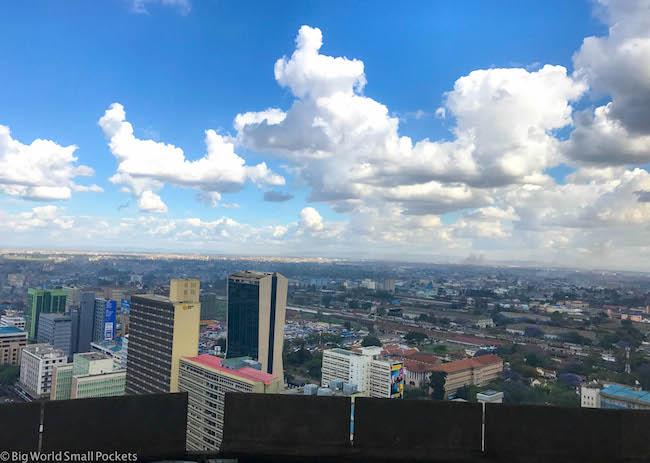 Kenya, Nairobi, Cityscape