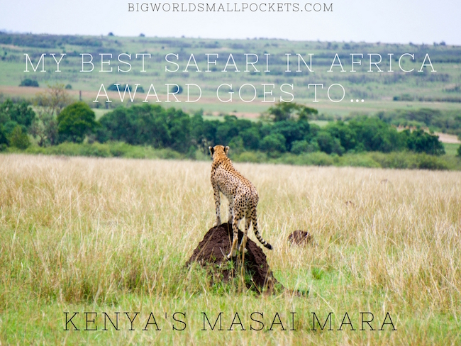 My Best Safari in Africa