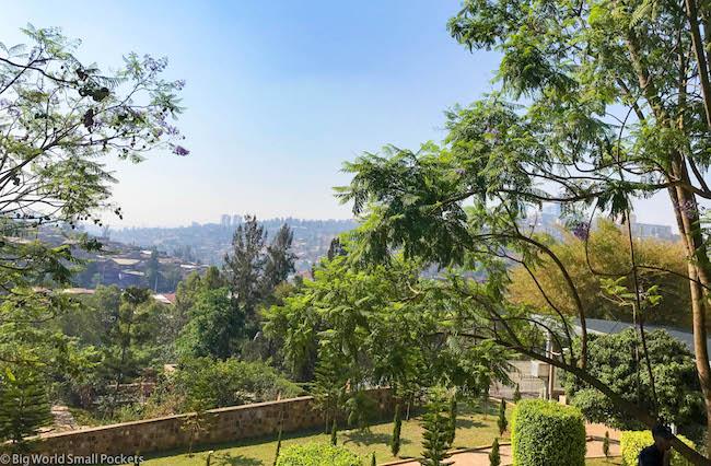 Rwanda, Kigali Genocide Memorial Gardens