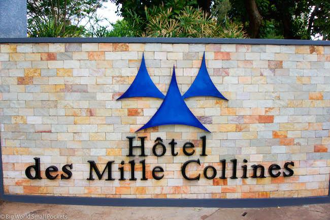 Rwanda, Kigali, Hôtel des Mille Collines
