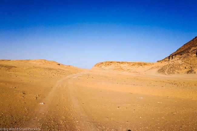 Sudan, Karima, Desert Road