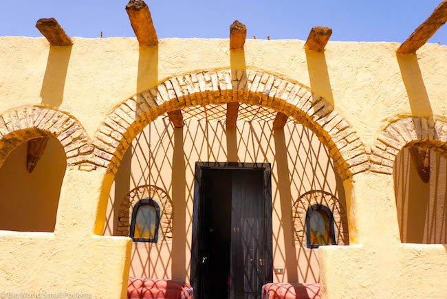 Sudan, Nubian Rest House, Bungalow