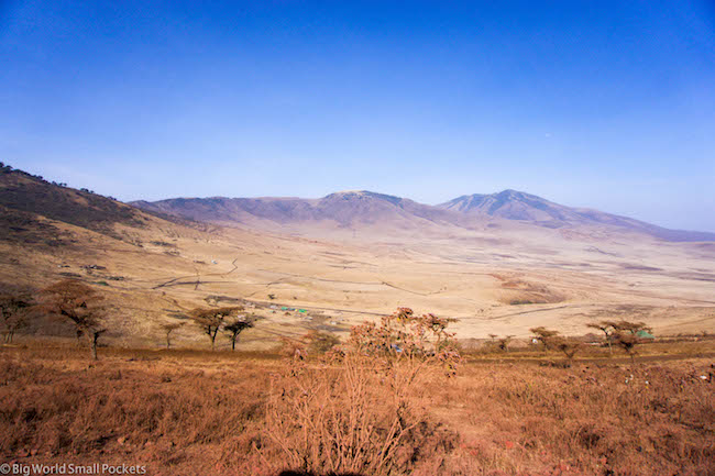 Tanzania, Serengeti, Landscape 1