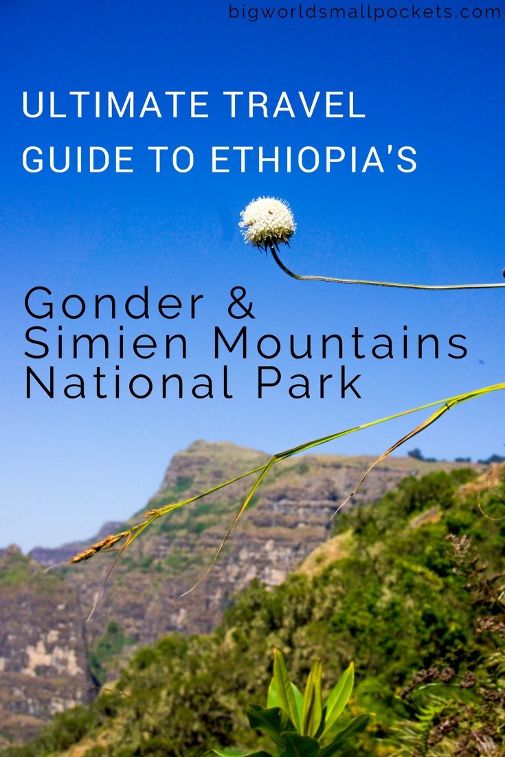 Ultimate Travel Guide to Ethiopia's Gonder and Simien Mountains National Park {Big World Small Pockets}