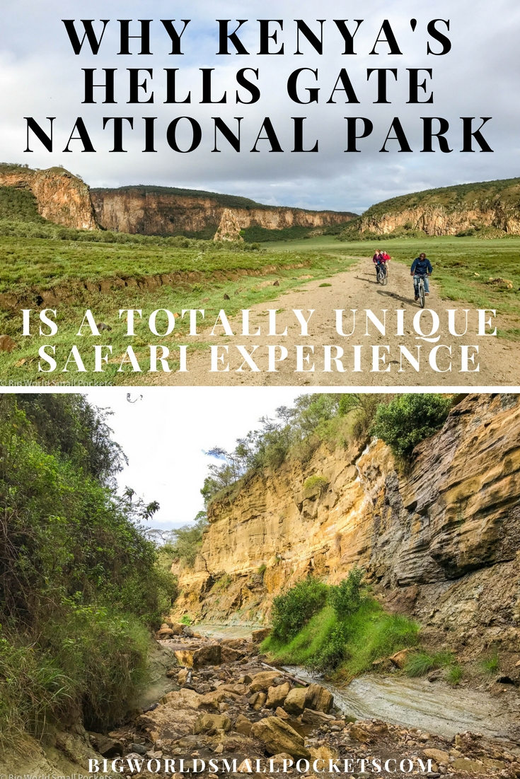 Why Kenya's Hells Gate National Park Provides A Totally Unique Safari Experience {Big World Small Pockets}