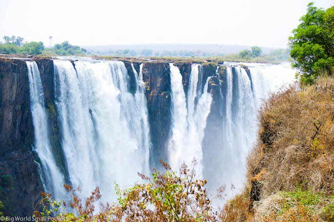 Zimbabwe, Vic Falls, Lookout Pointjpg