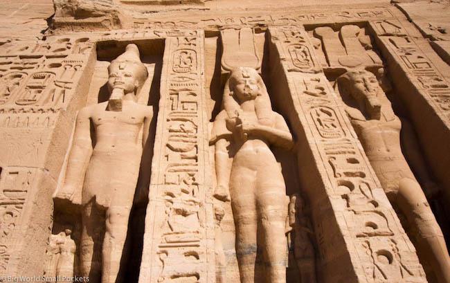 Egypt, Aswan, Abu Simbel