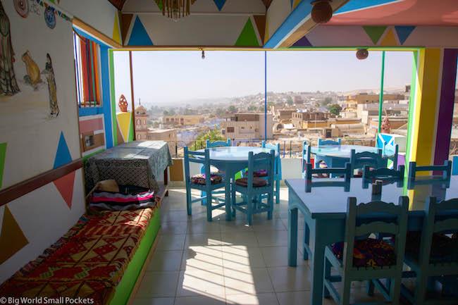 Egypt, Aswan, Eka Dolli Hostel