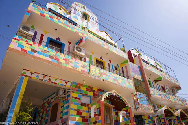 Egypt, Aswan, Ekadolli Guesthouse