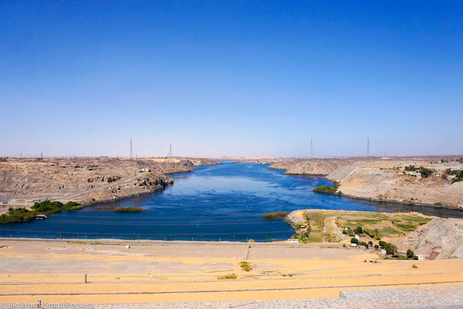 Egypt, Aswan, High Dam