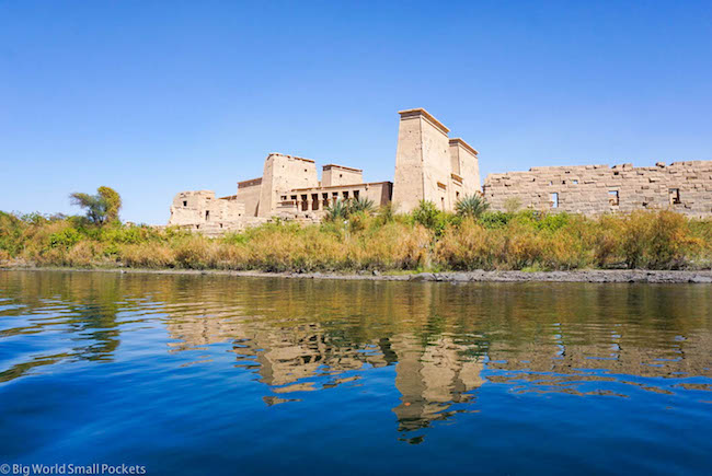 Egypt, Aswan, Philae Temple