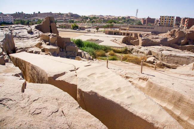 Egypt, Aswan, Unfinished Obelisk