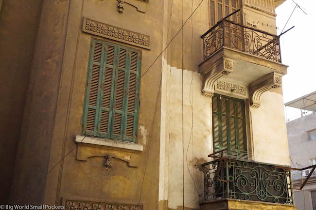 Egypt, Cairo, Architecture
