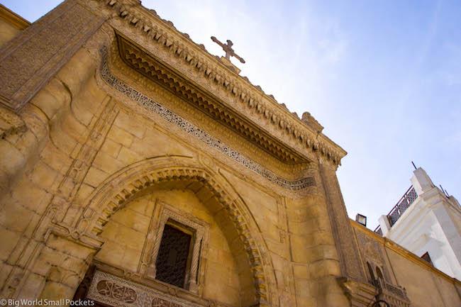 Egypt, Cairo, Coptic Chruch