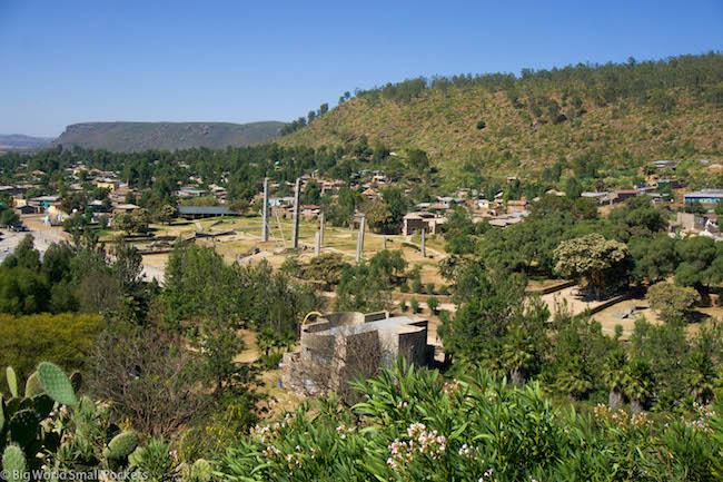 Ethiopia, Axum, Historical Site