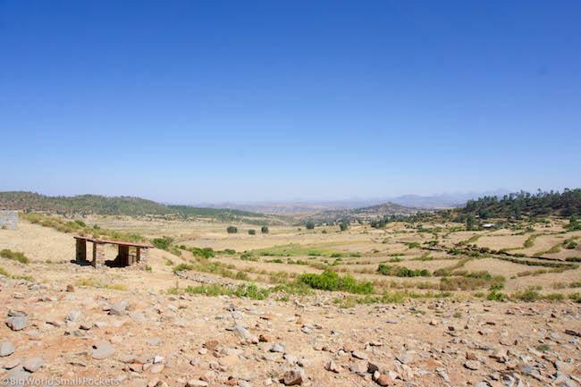 Ethiopia, Axum, Landscape