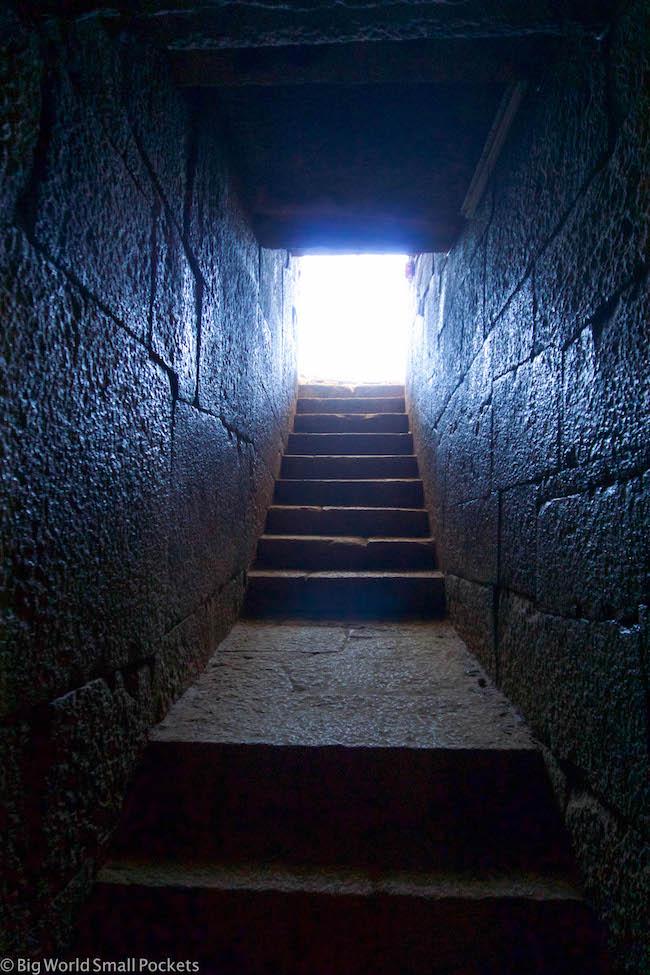 Ethiopia, Axum, Tomb