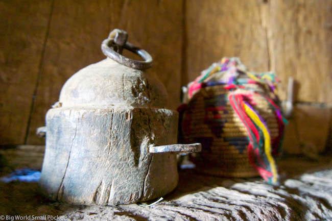 Ethiopia, Gondar, Debre Berhan Selassie Artefacts