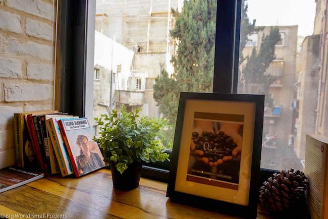 Jerusalem, Stay Inn, Window