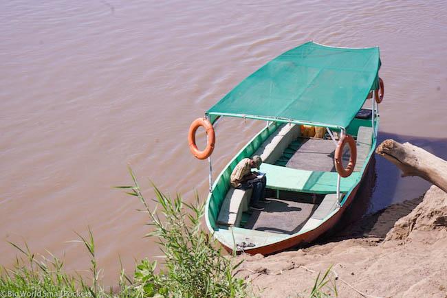 Sudan, Khartoum, Nile Boat