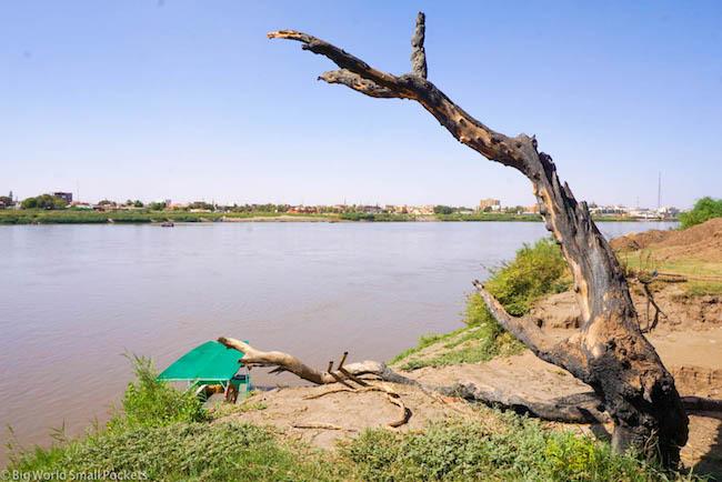 Sudan, Khartoum, Nile Confluence