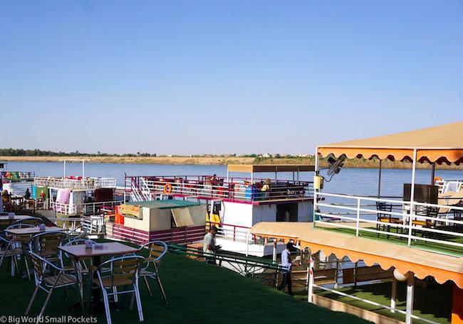 Sudan, Khartoum, Nile Cruise