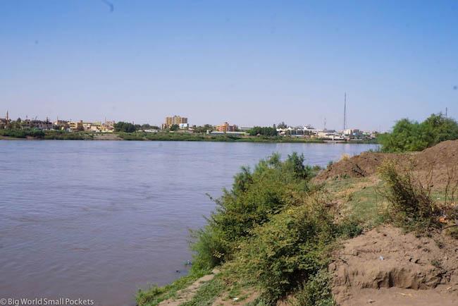 Sudan, Khartoum, Nile