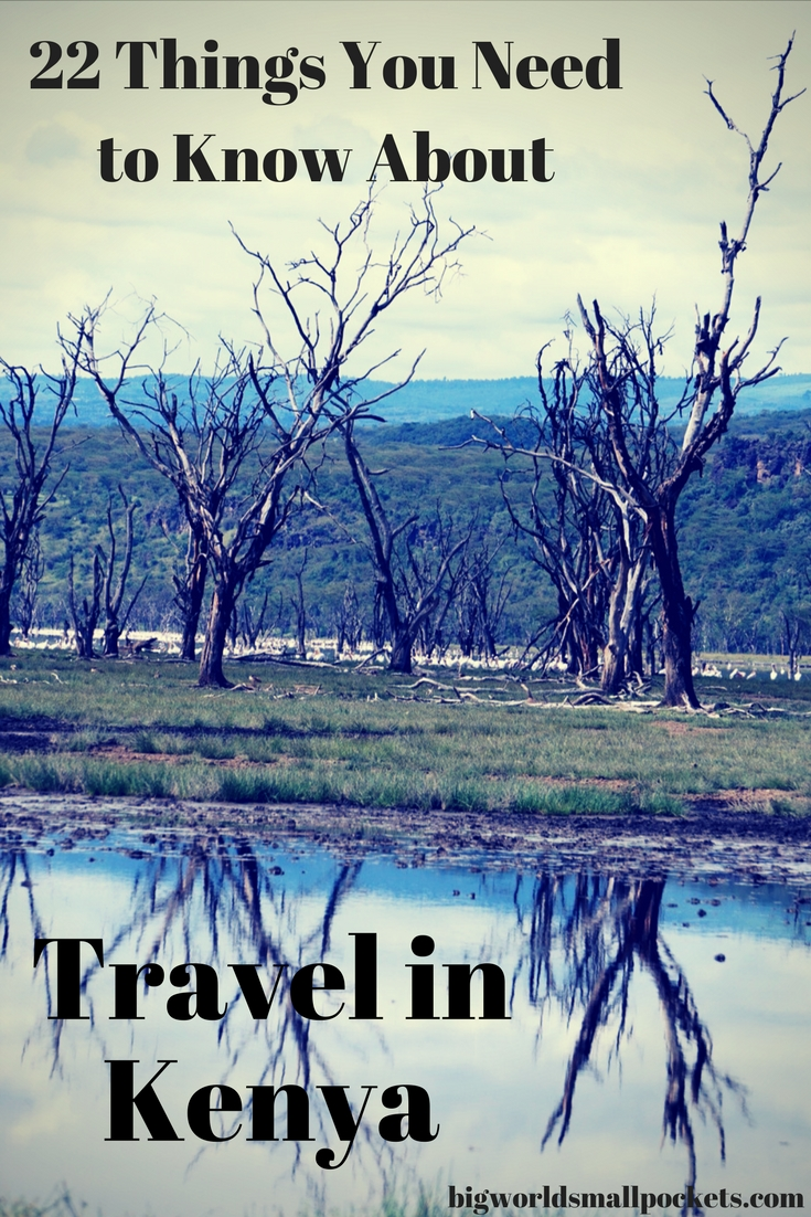 The 22 Things You Need to Know About Travel in Kenya {Big World Small Pockets}