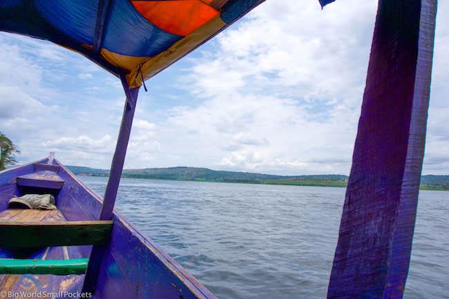 Uganda, Jinja, Boat Ride