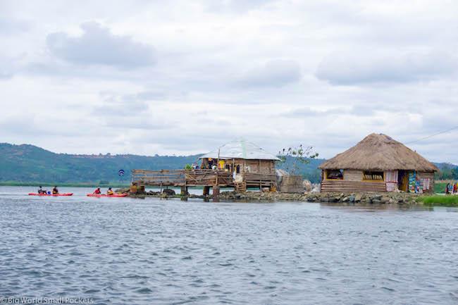 Uganda, Jinja, Kayaking