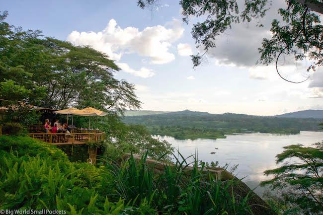 Uganda, Jinja, Nile Lookout