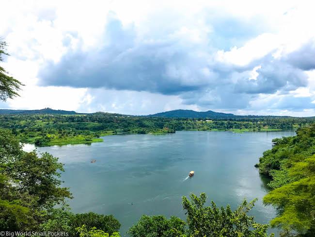 Uganda, Jinja, Nile Views