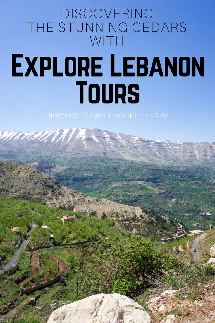 Discovering the Stunning Cedars of Lebanon {Big World Small Pockets}