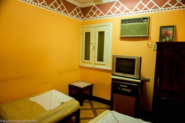 Egypt, Aswan, Keylany Hotel Room