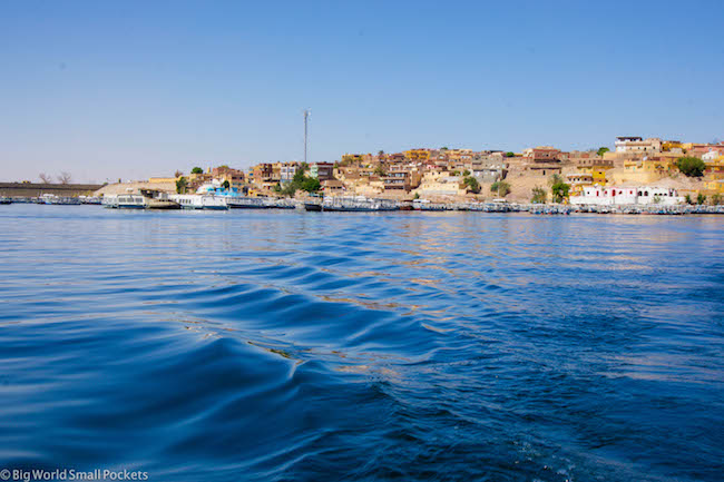 Egypt, Aswan, Nile