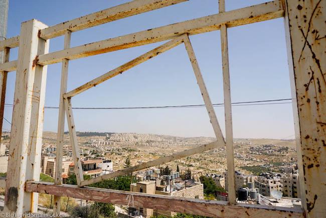 Israel, Bethlehem, Cityscape