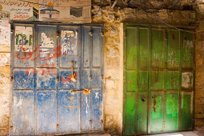 Israel, Jerusalem, Doors