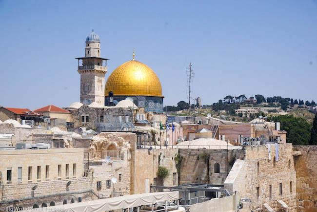 Israel, Jerusalem, Temple Mount