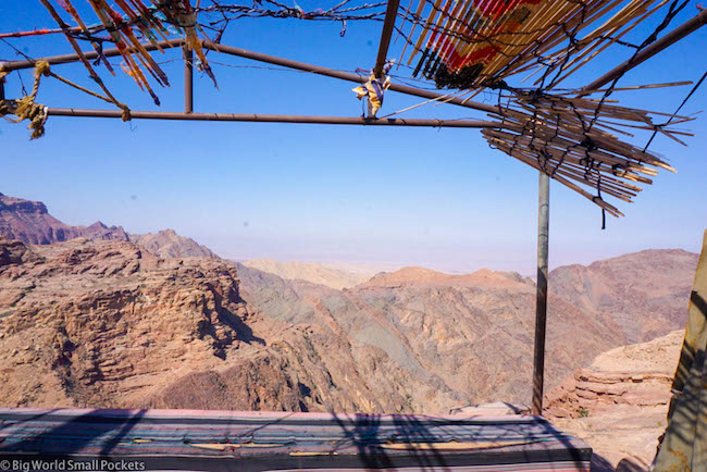 Jordan, Petra, Desert View